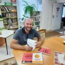 Spotkanie z autorem Jackiem Łapińskim