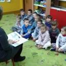 Z wizytą w szkole w Łopienniku Dolnym